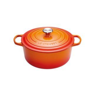 Braadpan 22cm, Oranje