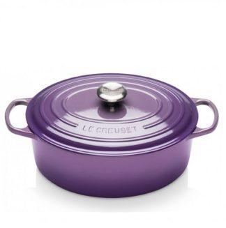 Ovale Braadpan 31cm Ultraviolet
