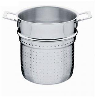 A DI ALESSI - Pots&Pans - Inzet v.pastapan 20cm