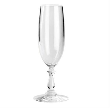 ALESSI - Dressed - Champagneglas 0,23l 20cm h8cm