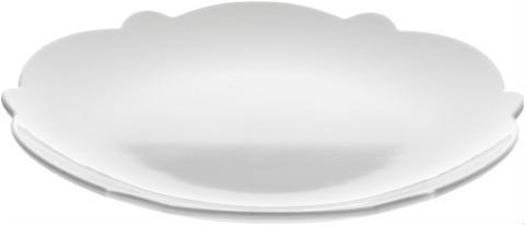 ALESSI - Dressed - Dessertbord 20.5cm,Wit