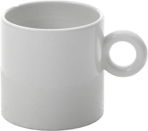 ALESSI - Dressed - Espressokop 0,07l wit