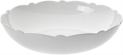 ALESSI - Dressed - Saladeschaal 29,5cm 2,90l wit