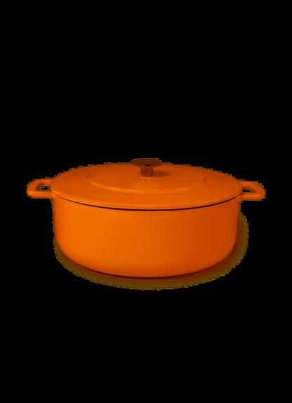 COMBEKK - Braadpan - Braadpan 28cm oranje