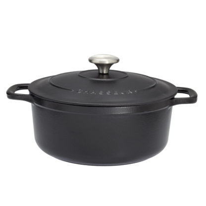 CRONIM - Chasseur - Braadpan 24cm zwart