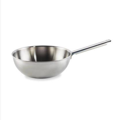 HABONNE - Gourmet - Wok 24cm rvs