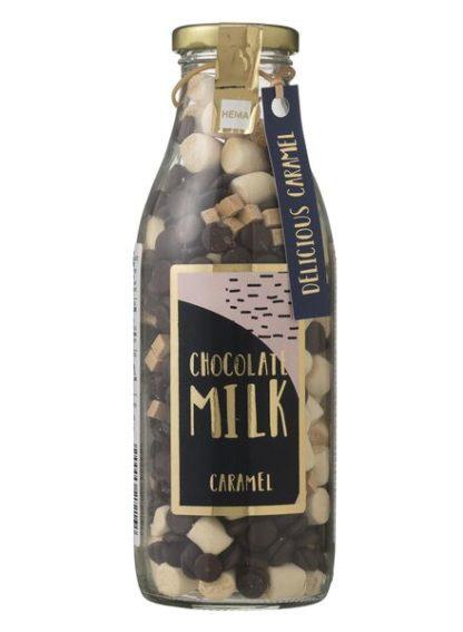 HEMA Chocolademelk Karamel