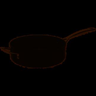 LE CREUSET - Les Forgees - Hapjespan 26cm 3,8l