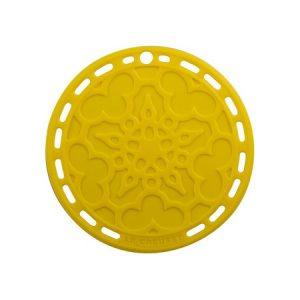 LE CREUSET - Siliconen - Onderzetter 20cm Soleil