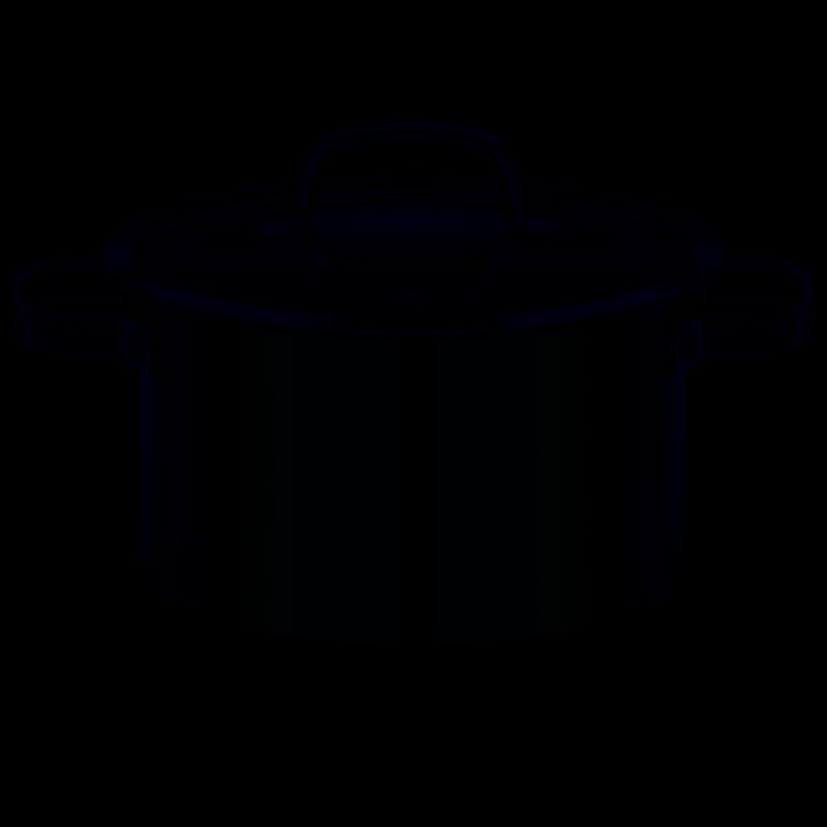 WMF - FusionTec - Kookpan 24cm 6,30l zwart