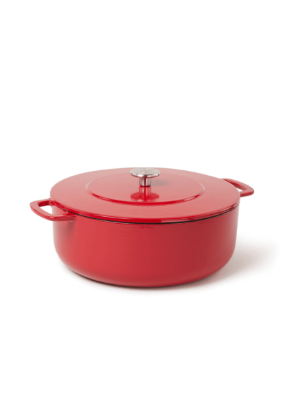 COMBEKK - Braadpan - Braadpan 28cm rood