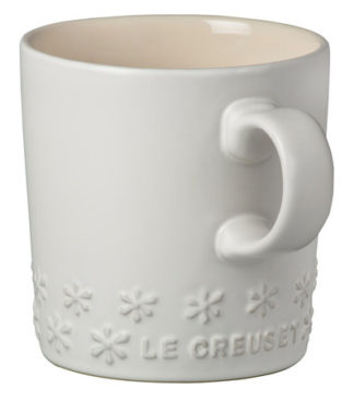 LE CREUSET - Holly Collection - Beker 0,35l Holly Katoen