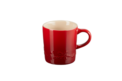 LE CREUSET - Holly Collection - Beker 0,35l Holly Kersenrood