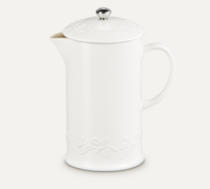LE CREUSET - Holly Collection - Koffiepot met pers 1,00l Holly Kato