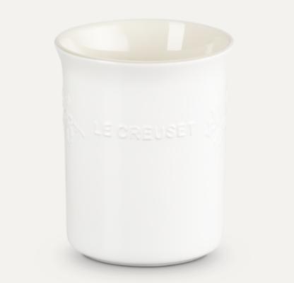 LE CREUSET - Holly Collection - Lepelpot Holly Katoen