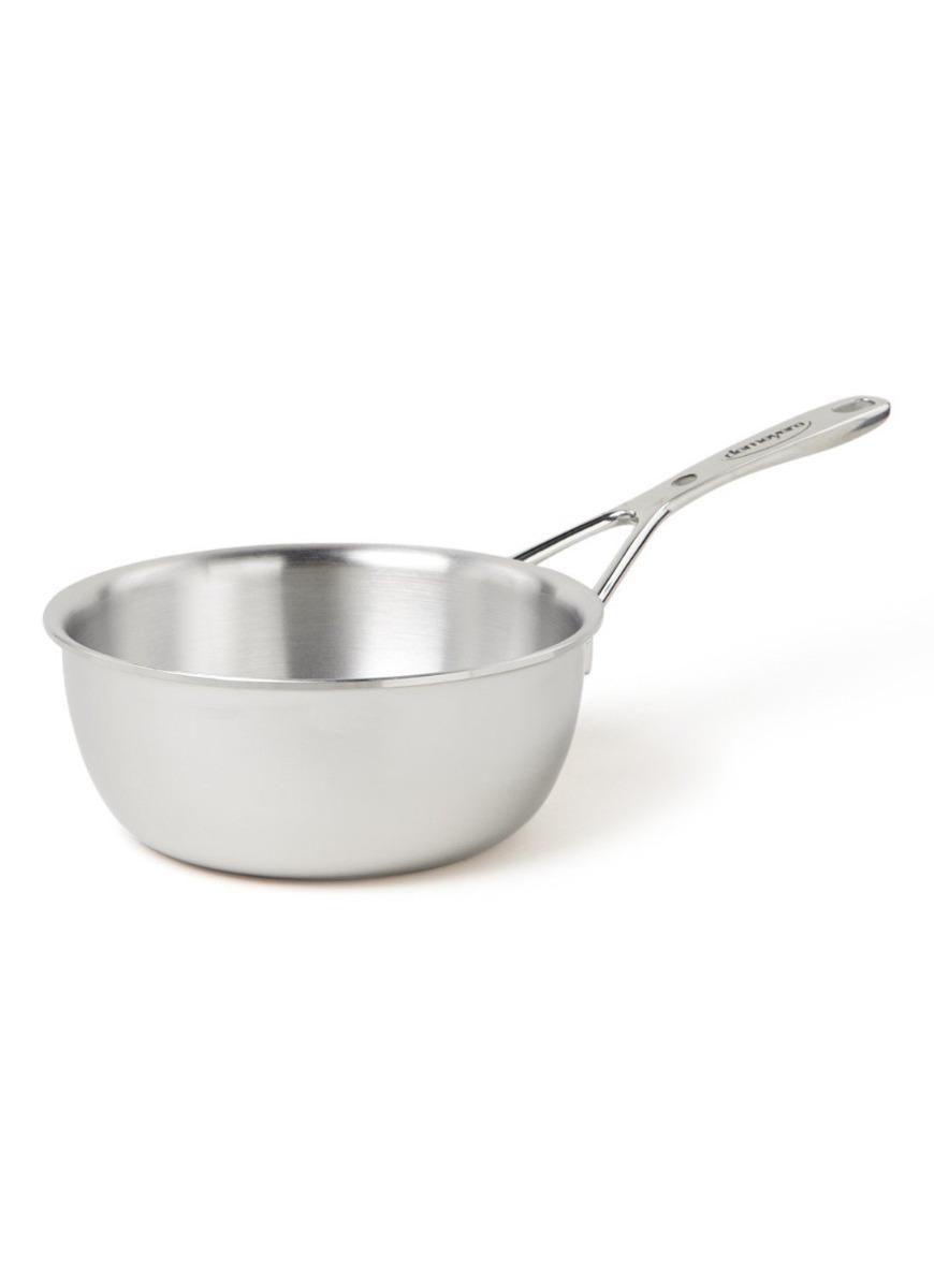 DEMEYERE - Silver 7 - Conische Sauteuse 18cm 1,50l