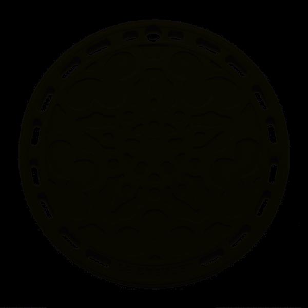 LE CREUSET - Siliconen - Onderzetter Mist Grey 20cm