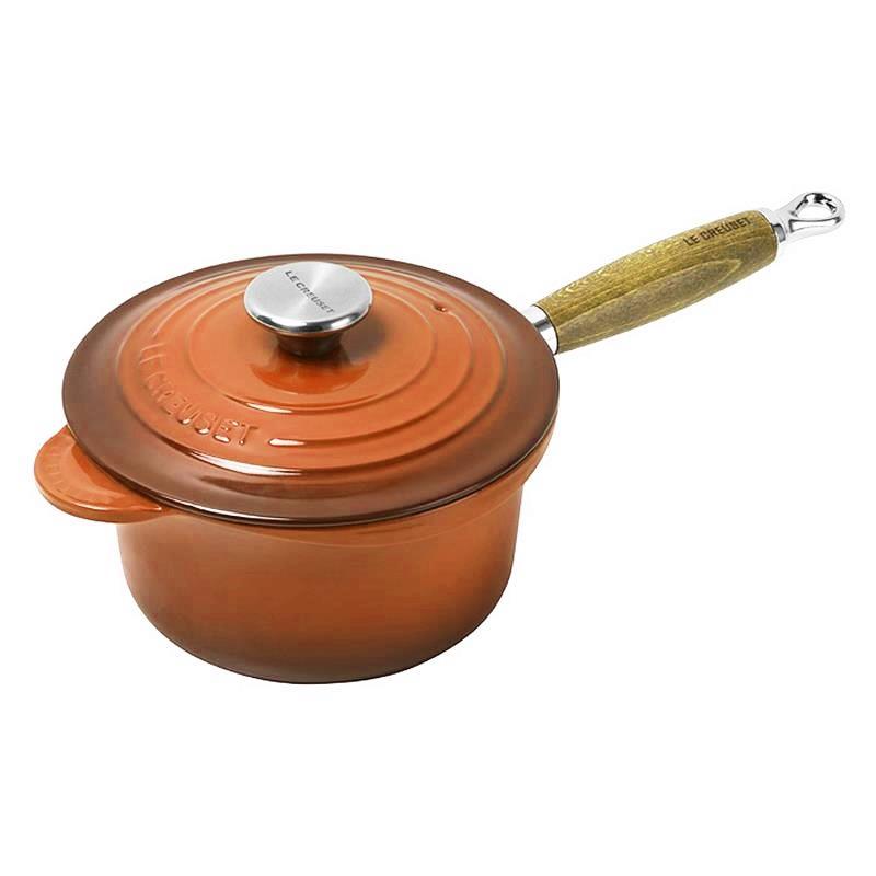 LE CREUSET - Gietijzer - Steelpan 18cm 1,8L Oranje
