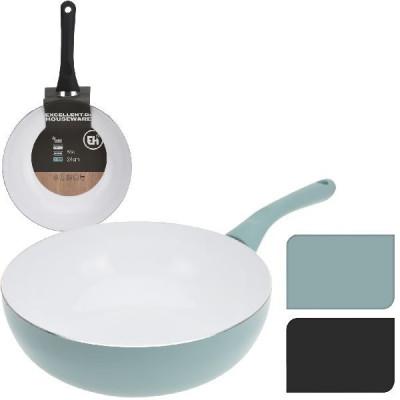 Excellent Houseware Wok 20cm Assorti - Excellent Houseware